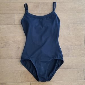 Capezio Black Tank Ballet Bodysuit